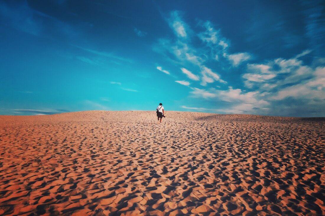 Dunes Denmark