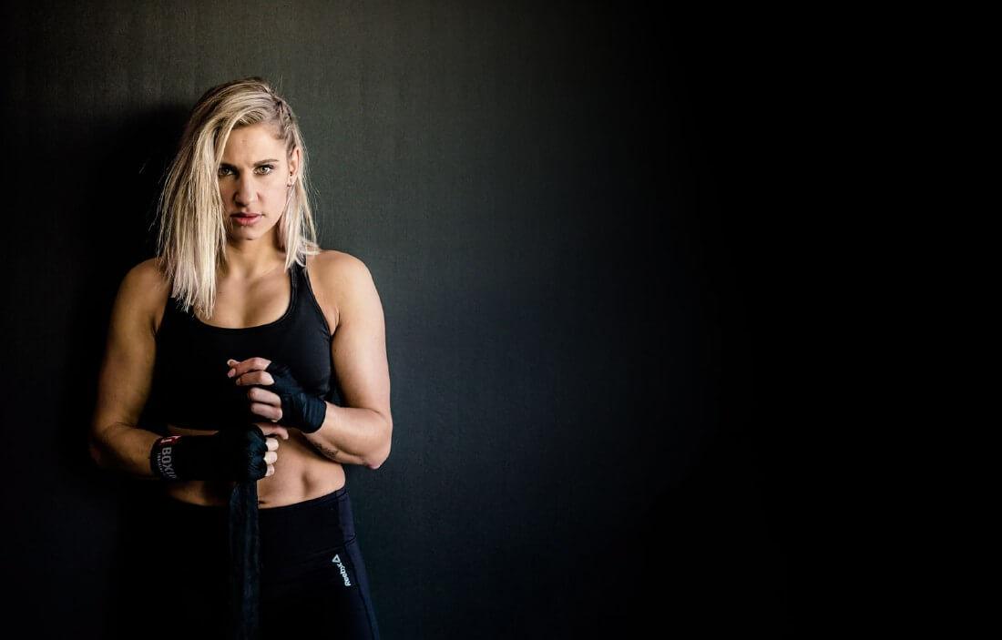 TJ Boxing photoshoot Apeldoorn